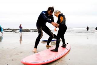 01 - Ecole de Surf and Rescue