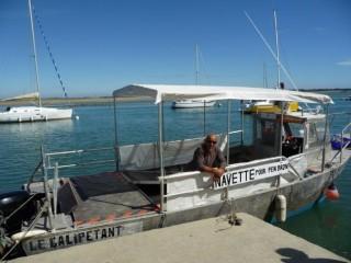 01 - Balade en mer avec Le Galipétant