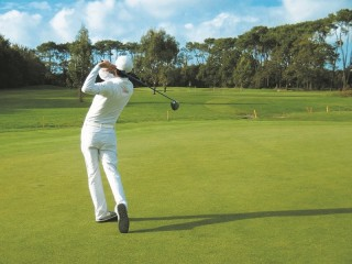 01 - Golf 18 trous et académie de golf de Guérande