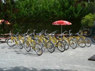 01 - Location de vélos - Mini-golf de la Mine d'Or