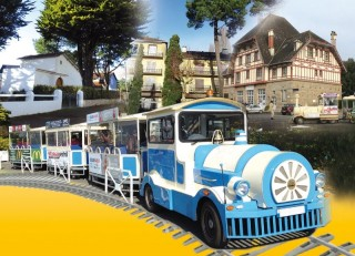 01 - Petit Train de La Baule - Pornichet