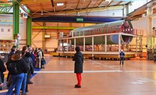 01 - Saint-Nazaire, Le Port de tous les Voyages : visite d'Airbus