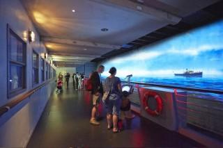 01 - St-Nazaire, Le Port de tous les Voyages : visite Escal'Atlantic