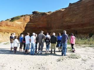 01-Visite du site géologique de la Mine d'Or