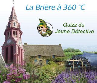 Clocher de Saint Lyphard au coeur de la Brière