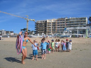 Club de plage et base nautique des dauphins - La Baule