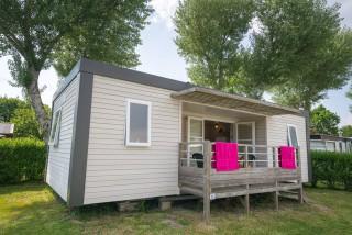 Guérande Camping La Fontaine - Mobil'home