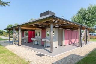 Guérande Camping La Fontaine - Sanitaires