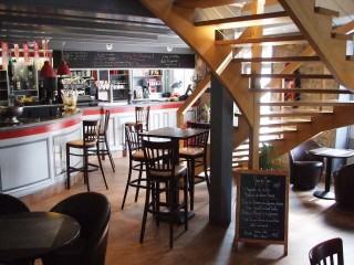 Guérande Intra-Muros Cité Médiévale Brasserie du Centre Bar