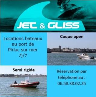 Jet & Gliss Location de bateau