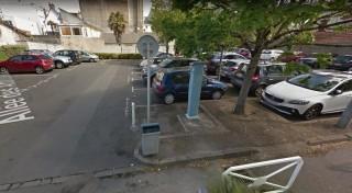 La Baule Parking des Frênes