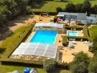 La Turballe - Camping Parc Sainte Brigitte - Piscine