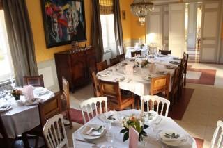 Location de salle Manoir de Bel Ebat Crossac