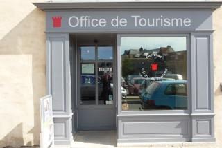 Office de Tourisme de Guérande Cité médiévale Façade