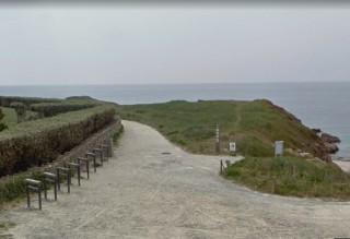 Stationnement vélos p pointe de la pierre plate Le Pouliguen