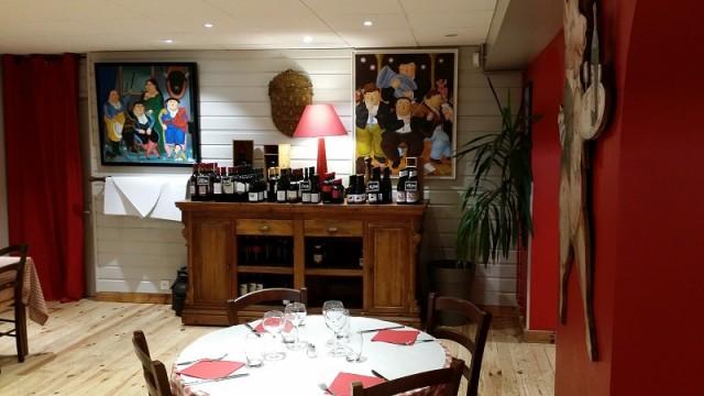 01 - Herbignac - Restaurant Chez Monsieur Cochon - Salle