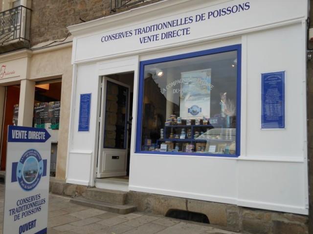 01-La Compagnie Bretonne - Conserverie - Guérande