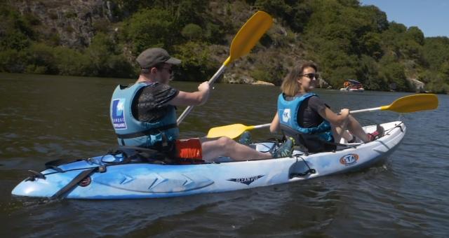 01 - La Roche Bernard - Loisirs temps libre - Kayak