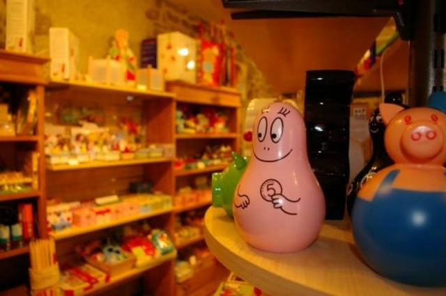 01-Maison Chedemois - Artisan chaisier - commerces jouets en bois - Guérande