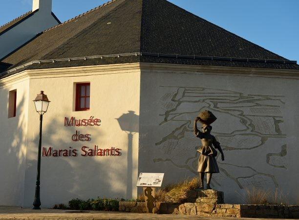 Musée des Marais Salants vue extérieure