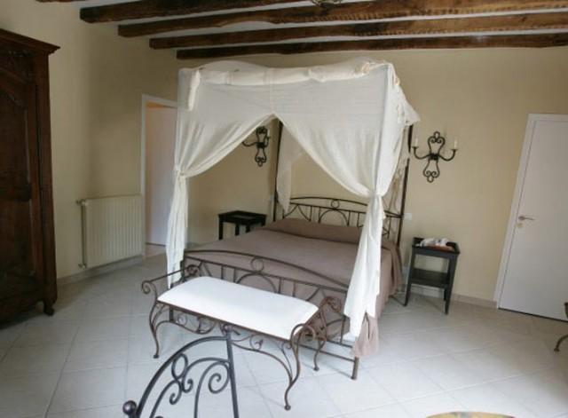 Chambre 1 - Domaine de Bodeuc - Nivillac - Tourisme Arc Sud Bretagne