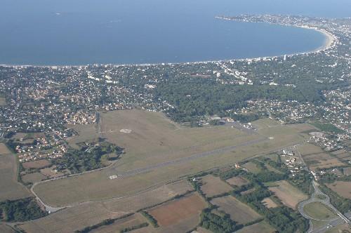 Aérodrome - aéroport - La Baule