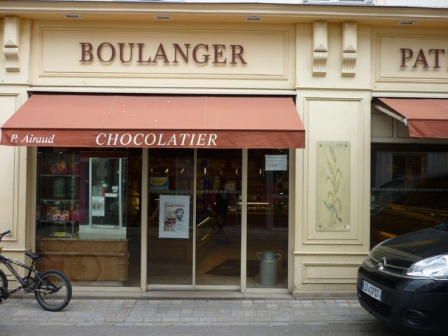 Boulangerie Airaud au Pouliguen