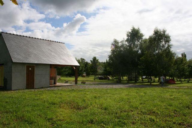 Aire naturelle de Forsdoff en Brière