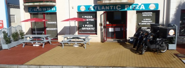 Atlantic Pizza - La Baule
