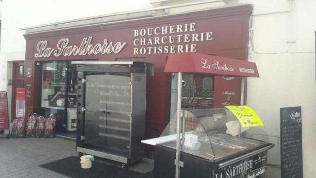 Boucherie Charcuterie La Sarthoise Le Pouliguen