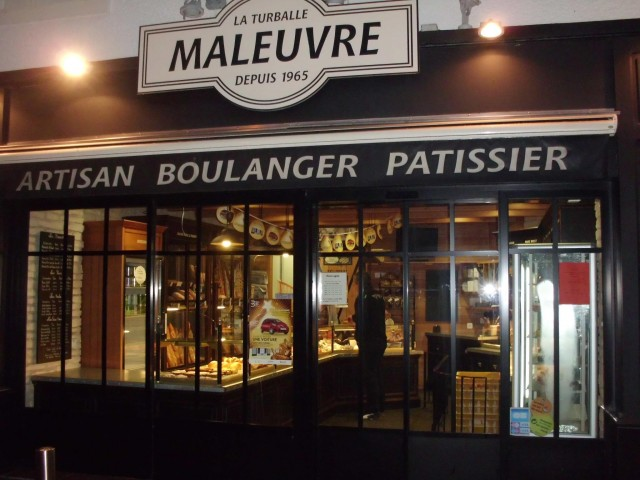 Boulangerie Maleuvre La Turballe