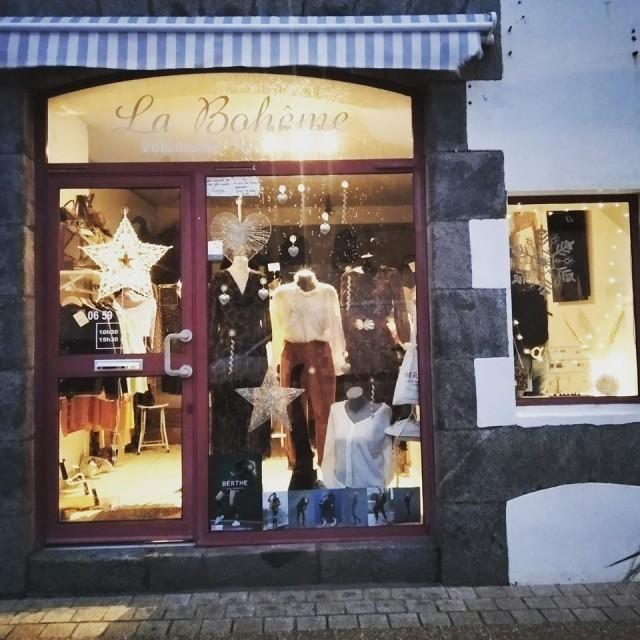 Boutique La Bohême à La Turballe