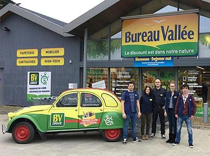 Bureau Vallée Guérande
