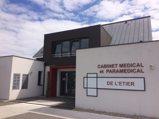 Cabinet médical et paramédical de l'Etier