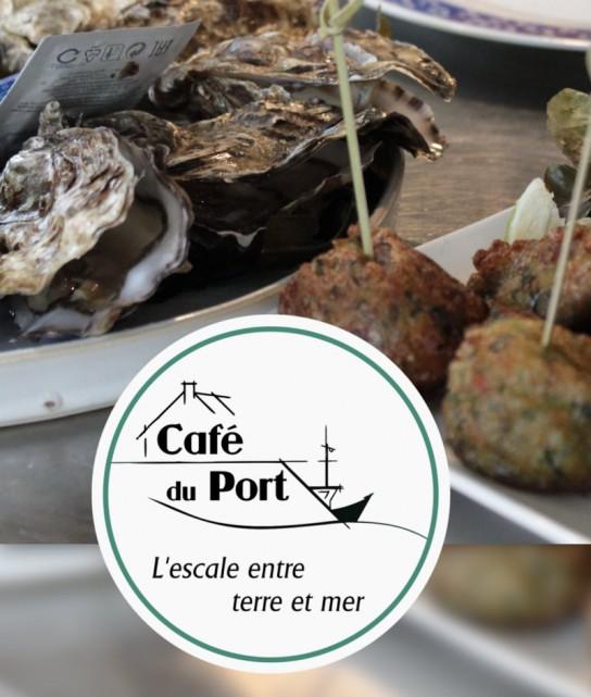 Café du Port à Kercabellec - Mesquer-Quimiac