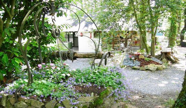 Camping le Bois de Beaumard à Pontchteau en Brière - proche de l'axe Nantes Vannes - Accueil