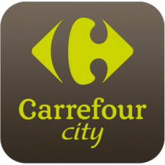Carrefour City Logo