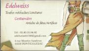 Carte Edelweiss