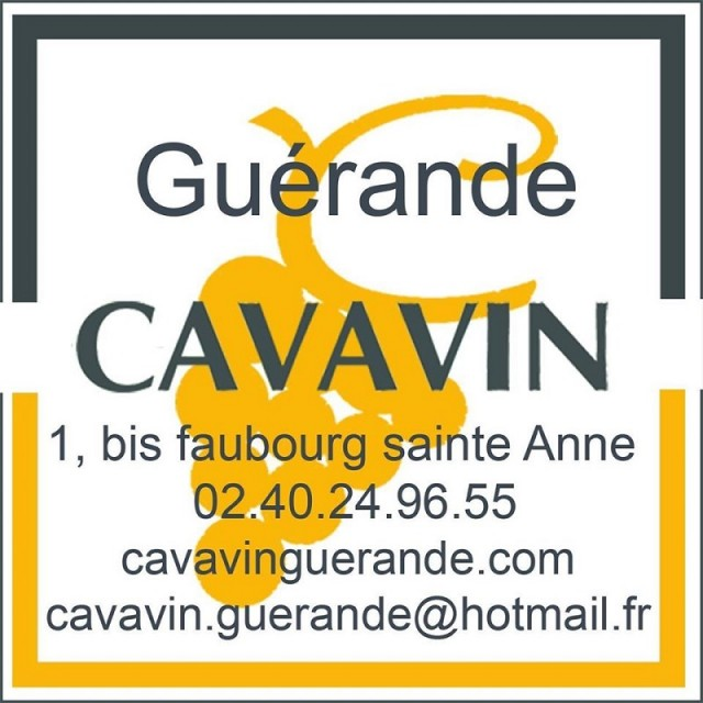 Cavavin - Guérande - Office de Tourisme intercommunal La Baule - Guérande