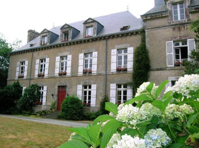 Chambre d'hôtes Bienvenue au Chateau en Brière - Extérieur château