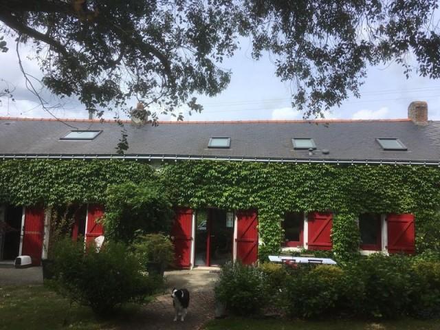 chambres d'hôtes les cocons du patis à Guenrouët