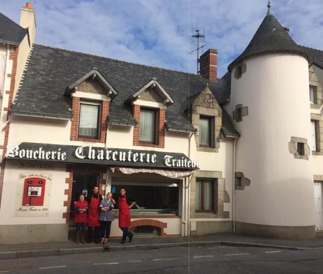 Charcuterie Gautreau - St Molf - Office de Tourisme La Baule Presqu'île de Guérande