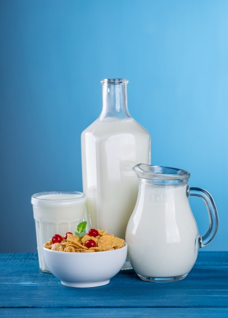 Crêmerie Perrette et le pot au lait - Halles du Marché au Pouliguen