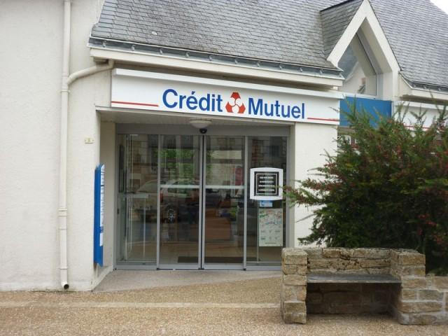 Banque Crédit Mutuel Le Pouliguen
