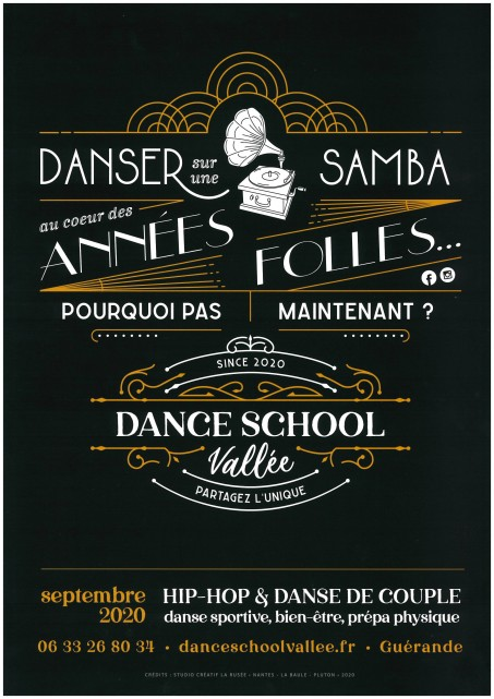 Dance School Vallée - Guérande