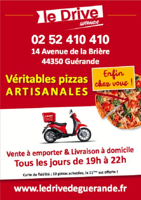 Flyer Drive de Guérande