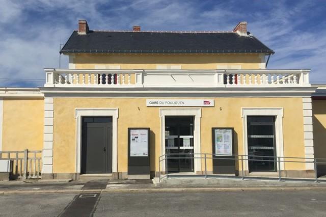 Gare SNCF Le Pouliguen