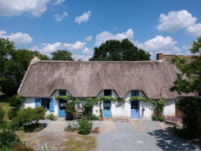 Gîte Chaumière des Marais La Chapelle des Marais Brière