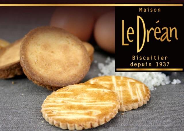 Guérande Biscuiterie Chocolaterie Maison Le Dréan Palets Galettes