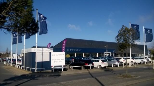 Guérande - Garage Concessionnaire Peugeot La Baule Automobile